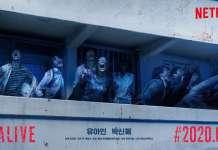 #Alive #Vivo Netflix Zombies