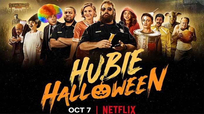 Halloween Hubie Netflix