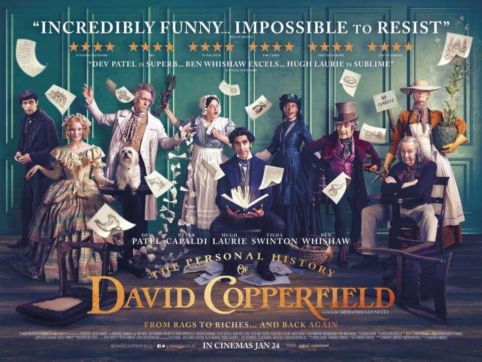 La increíble historia de David Copperfield