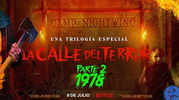La calle del terror Parte 2 1978 Netflix