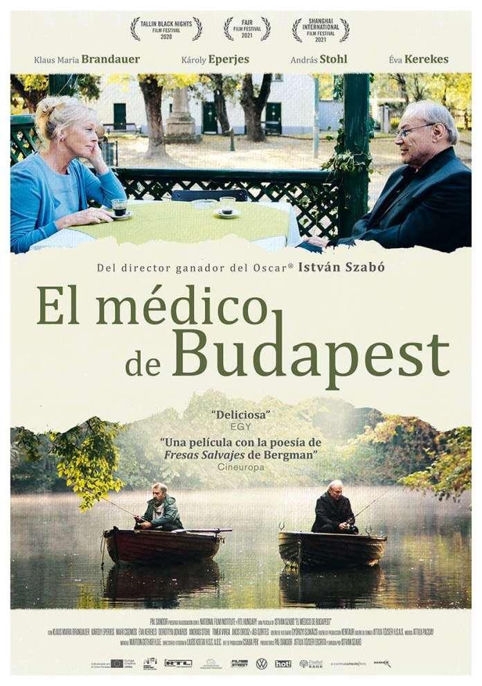 El Medico de Budapest Poster