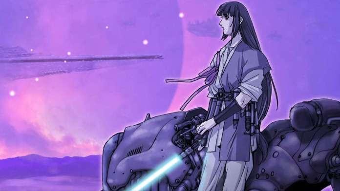 Star Wars Visions (The Ninth Jedi)