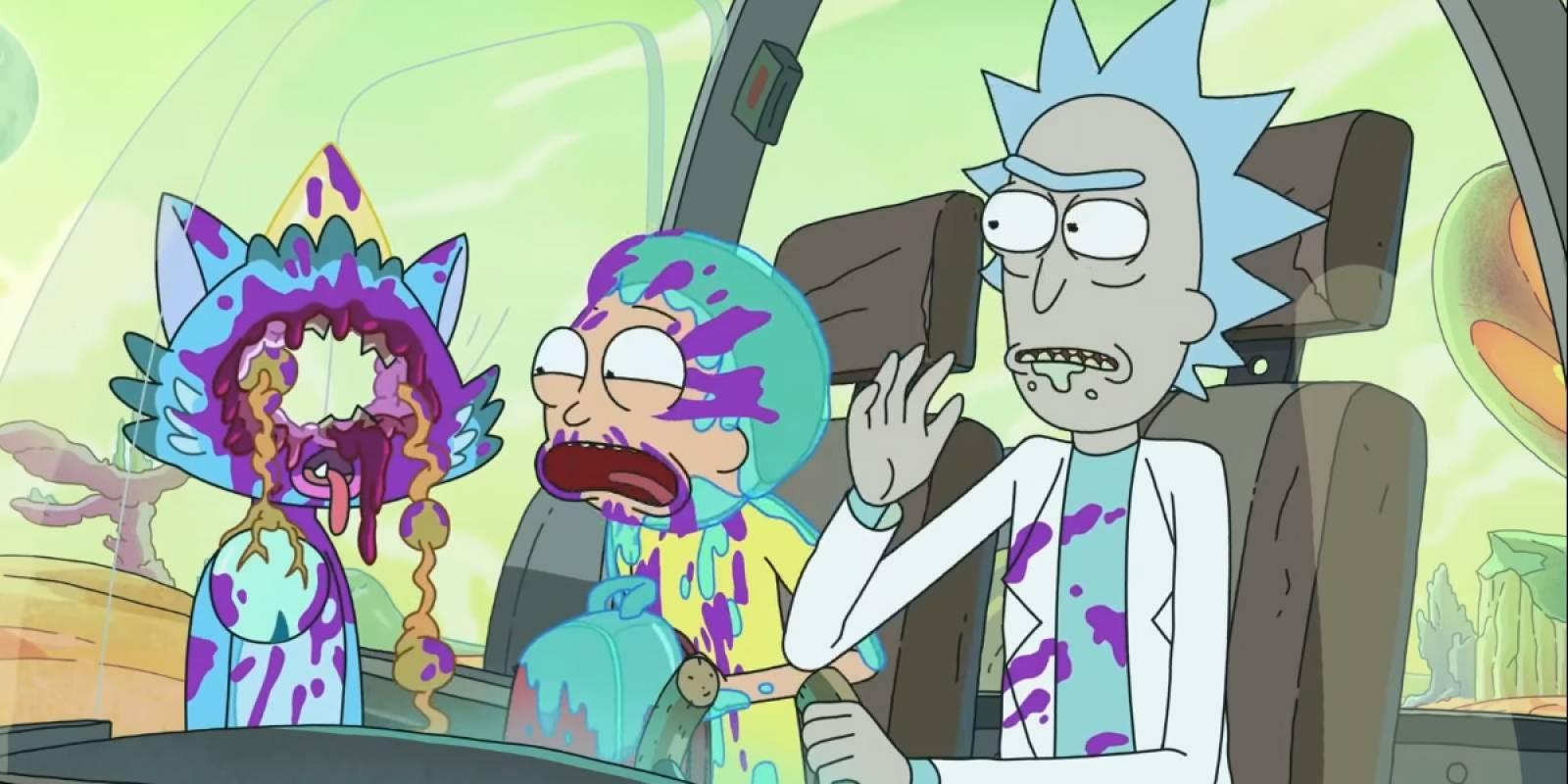 Rick And Morty Lanzo El Trailer De Su Cuarta Temporada Cinefilos