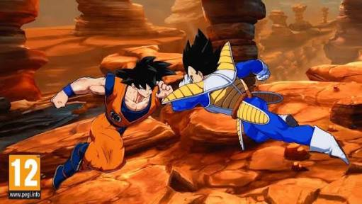 Goku y Vegeta en estado base llegan a Dragon Ball Fighter Z.