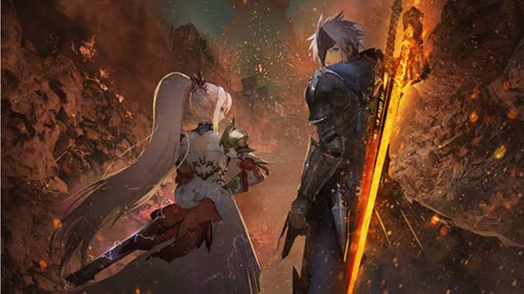 Tales of Arise se anuncia en E3.