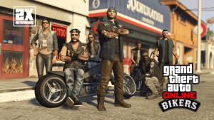 Bonificaciones para motociclistas del 7 al 13 de mayo en GTA Online