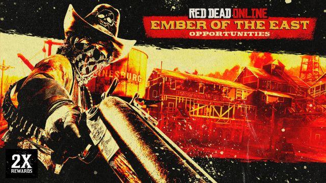 Lo último en Red Dead Online: Doble RDO$ y XP por robar El Rubí del Este