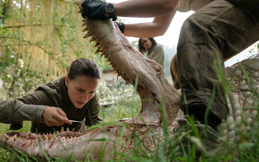 FILM REVIEW: ANNIHILATION