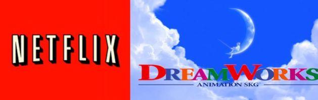 netflix dreamworks