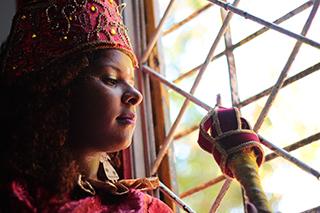 A Princesa do Beco e o Lampião Cromado
