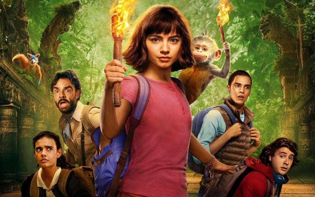 Community Cinema: Dora and the Lost City of Gold
