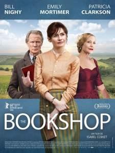 """Affiche du film """"The Bookshop"""""""