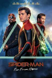 "Affiche du film ""Spider-Man : Far from Home"""