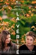 """Affiche du film """"La Vérité"""""""