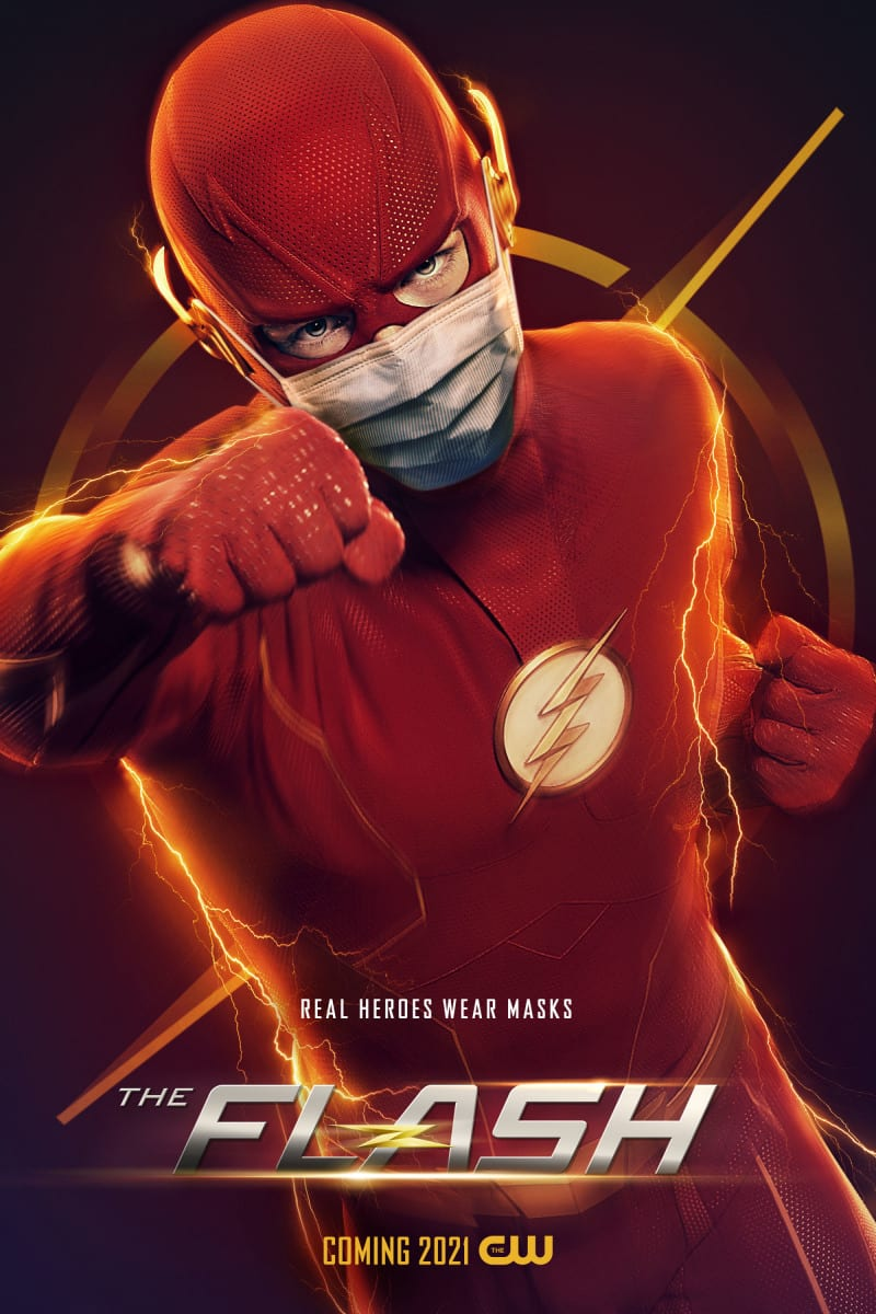 The Flash Season 6 Episode 20 : flash, season, episode, DCFANDOME:, Flash, Panel, Cinelinx, Movies., Games., Culture.