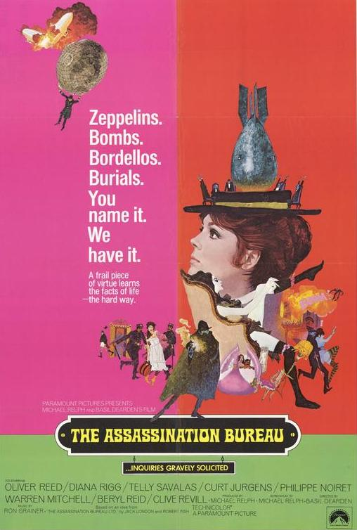 En Tous Genres Ou En Tout Genre : genres, genre, ASSASSINATS, GENRES, Basil, Dearden, (1969), Cinéluctable