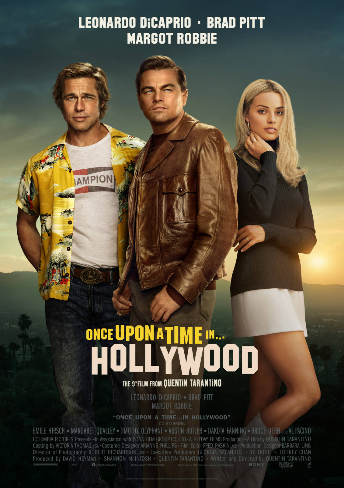 Il Etait Une Fois Hollywood : etait, hollywood, Time…, Hollywood, BE.SCREEN