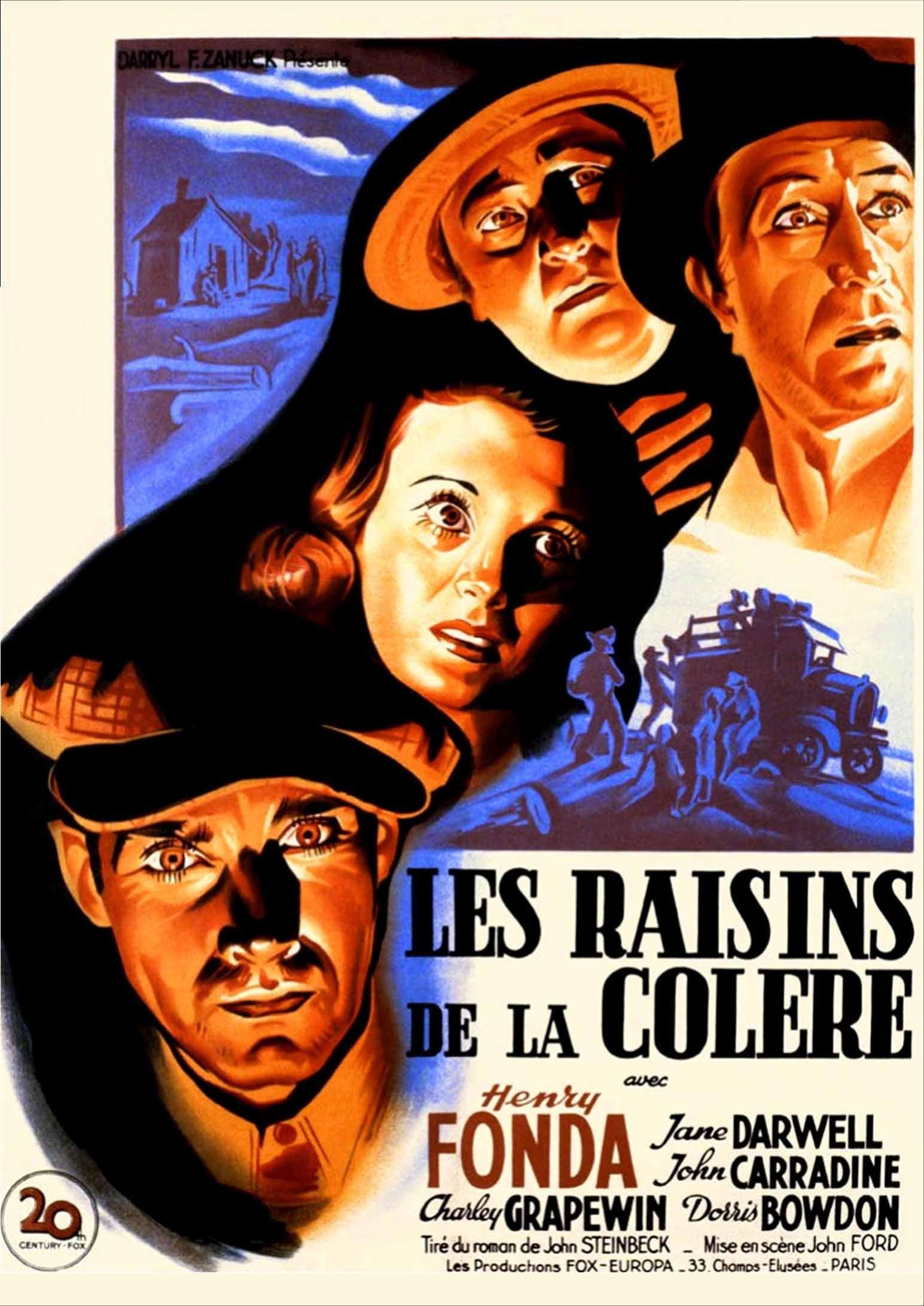 Les Raisins De La Colère Résumé : raisins, colère, résumé, Raisins, Colère, FESTIVAL, INTERNATIONAL, D'HISTOIRE
