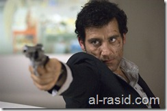 """Clive Owen as """"Louis Salinger"""" in Columbia Pictures' thriller THE INTERNATIONAL."""