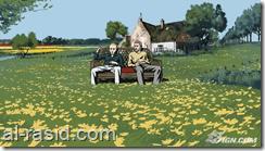 فولمان وصديقه في هولندا