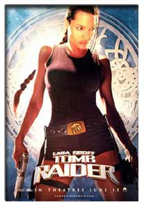 Tomb Raider  Interview With Angelina Jolie