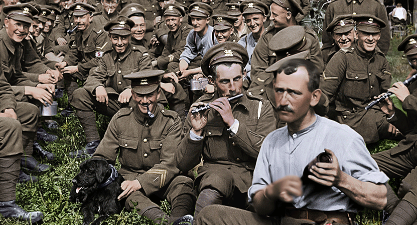 They Shall Not Grow Old 3D. Thursday. May 23. 2019 7:00 pm