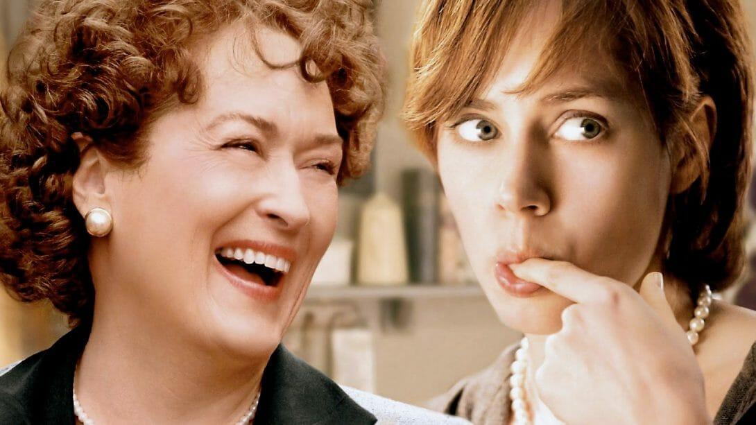 mame cinema JULIE & JULIA - STASERA IN TV DUE DONNE E LA CUCINA evidenza
