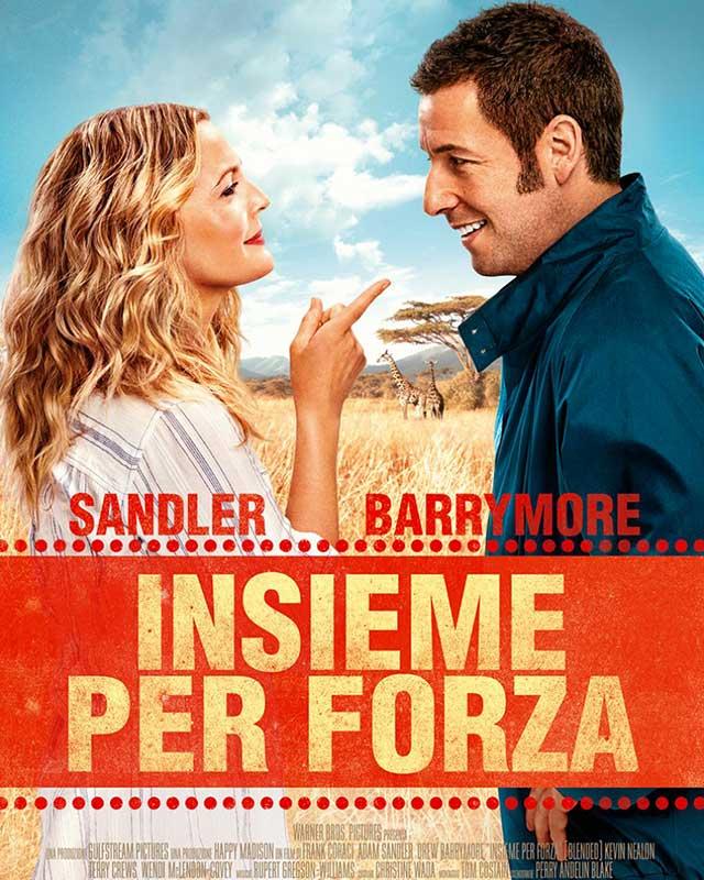 commedia romantica per famiglie Adam Sandler e Drew Barrymore, di nuovo insieme in una commedia romantica per famiglie