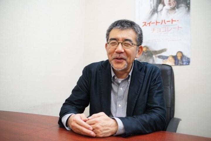 【写真】映画『スイートハート・チョコレート』篠原哲雄監督インタビュー