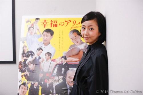 映画 「幸福のアリバイ~Picture~」 木南晴夏