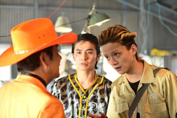 【画像】映画『星くず兄弟の新たな伝説』場面カット