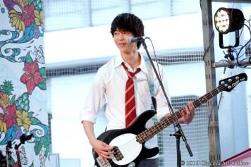 【写真】小さな恋のうたバンド (鈴木仁)