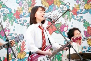 【写真】小さな恋のうたバンド (山田杏奈)