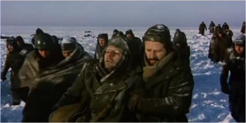 Resultado de imagem para girassois da russia cena do filme