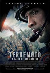 Poster do filme Terremoto: A Falha de San Andreas
