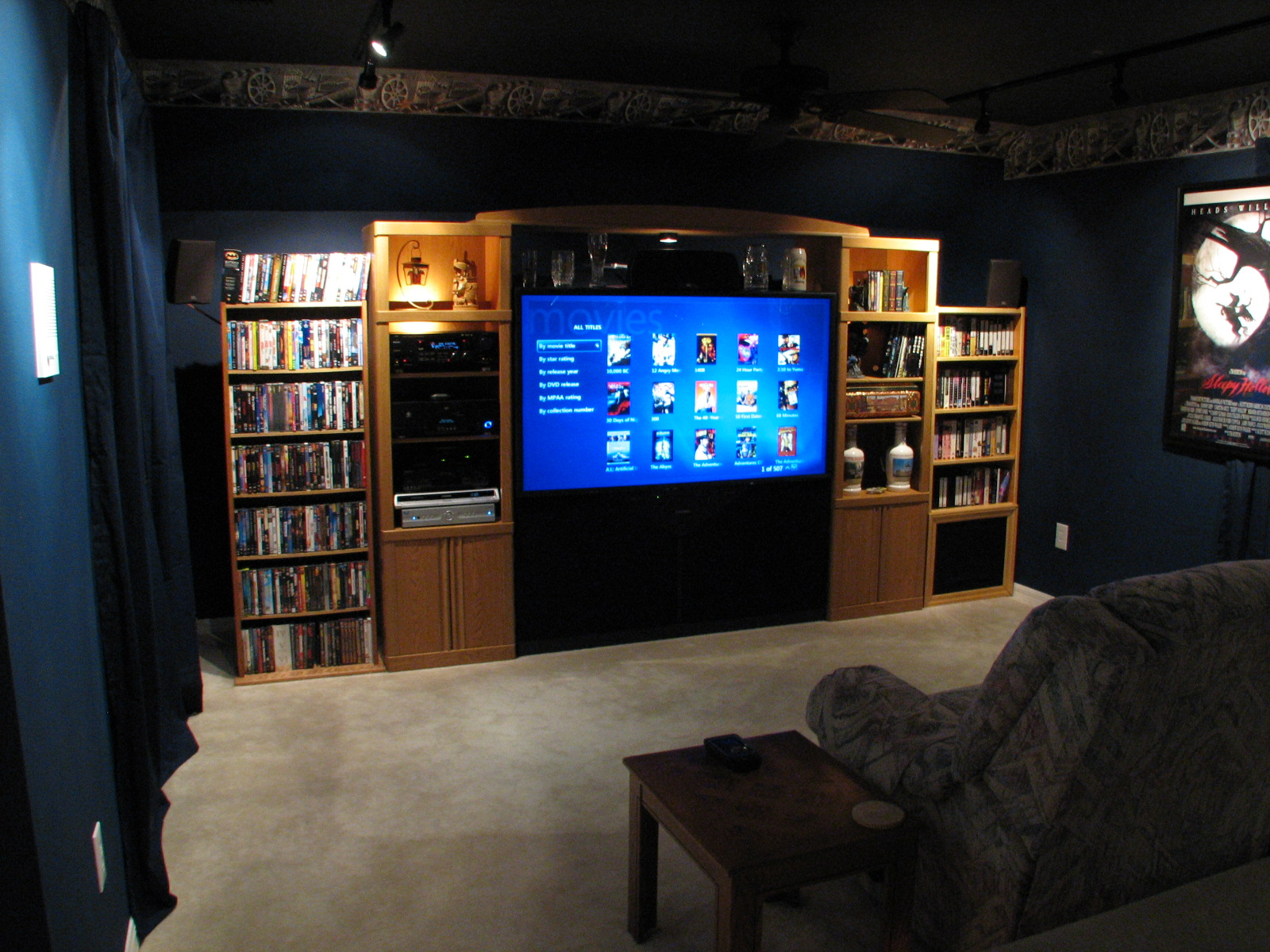 best living room setup small design pictures home theater installation | orchard park, buffalo ...