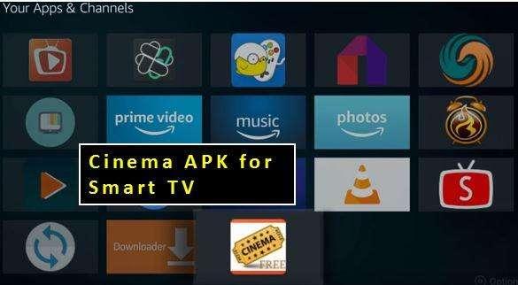 cinema apk for smart