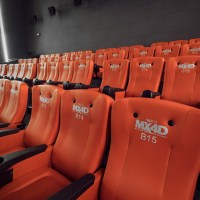 PH's first MX4D Motion EFX theater opens in Vista City, Daang Hari