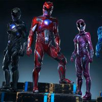 Five ordinary teens become extraordinary in 'Power Rangers'