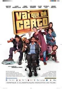 VaiQueDaCerto_poster