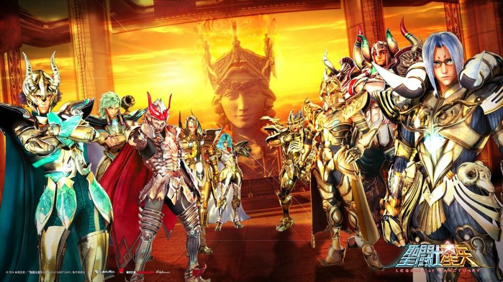 Cavaleiros de Ouro - 02