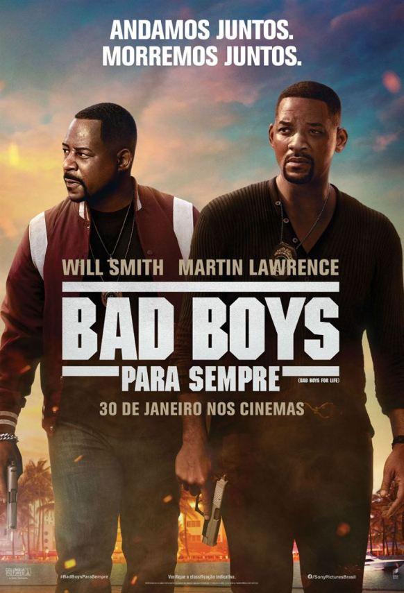 Bad Boys Para Sempre poster
