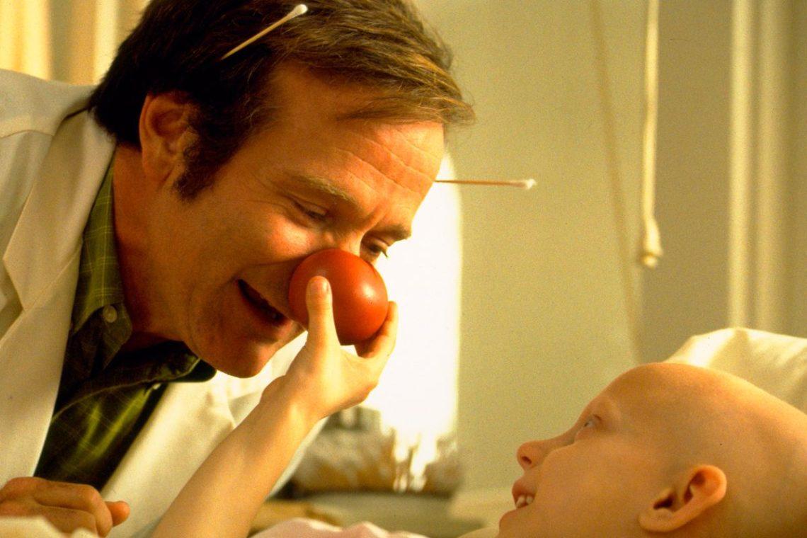 Filme para Aquecer o Coração Patch Adams O Amor é Contagioso