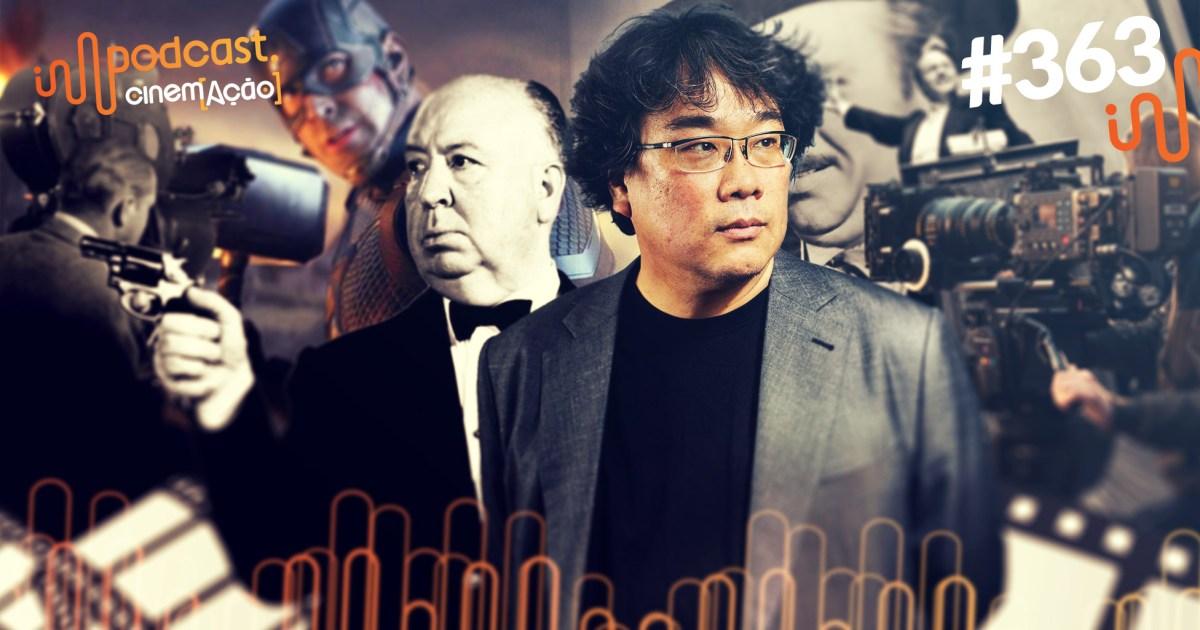 Podcast Cinem(ação) #363: Filmes novos X Filmes antigos