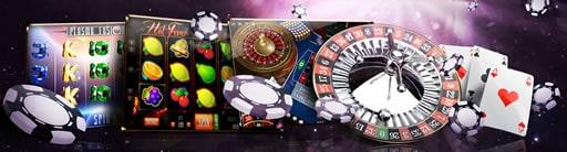 ゲーム次第では勝ちやすいオンラインカジノ