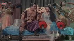 Sunehri Nagin_Preeti Bala and Anwar Hussain