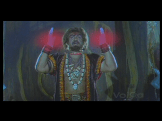 Bhairava-Dweepam-Evil magician