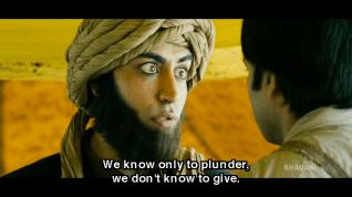 Sahasam-more bad acting