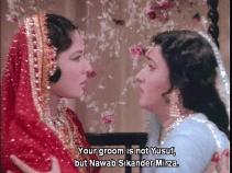 Bahu Begum-groom