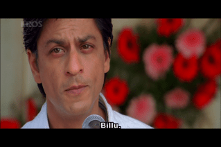 Billu-the tears